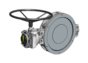 Butterfly Valves for gas